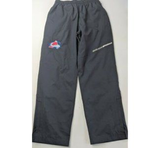 NWT Bauer Team NHL Colorado Avalanche Pants Youth